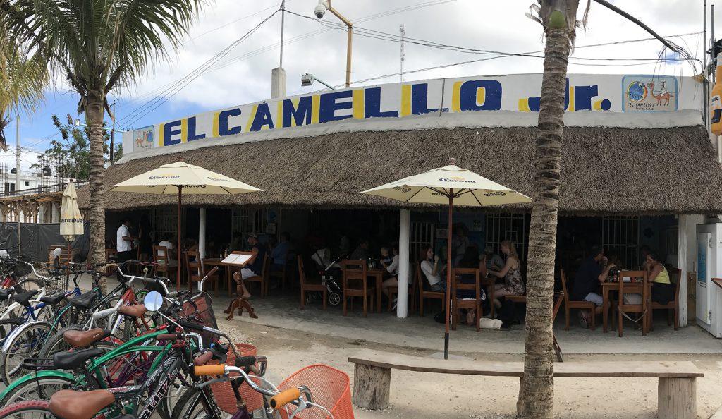 Restaurante El Camello Jr