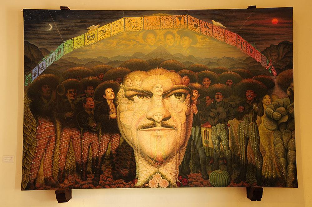 Pintura de Jose Alfredo