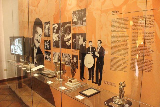 Sala interior del Museo de Jose Alfredo Jimenez