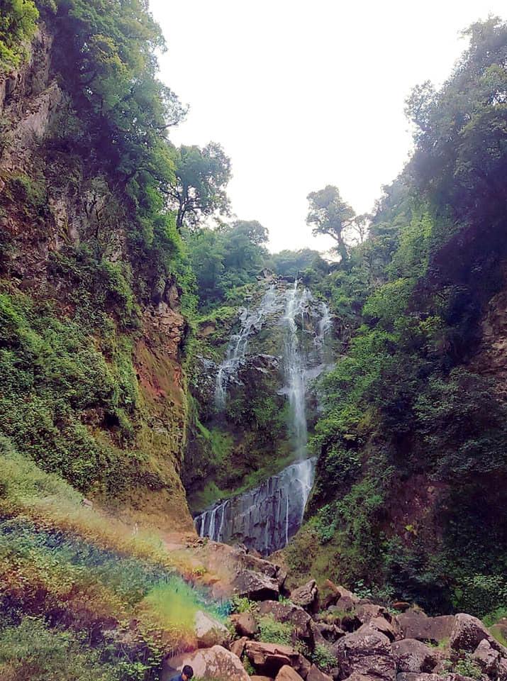 Cascadas de Paraiso Puebla