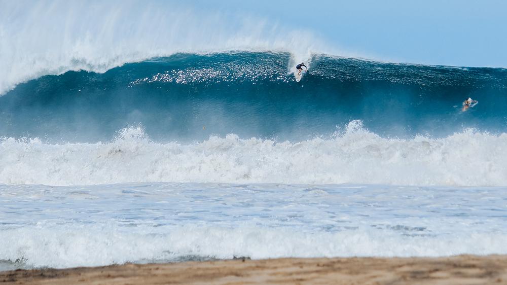 Surfistas en Puerto Escondido